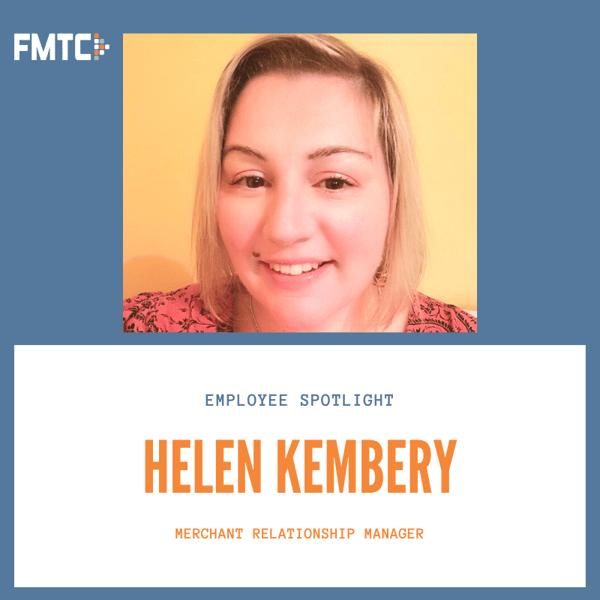 Helen Kembery Employee Spotlight